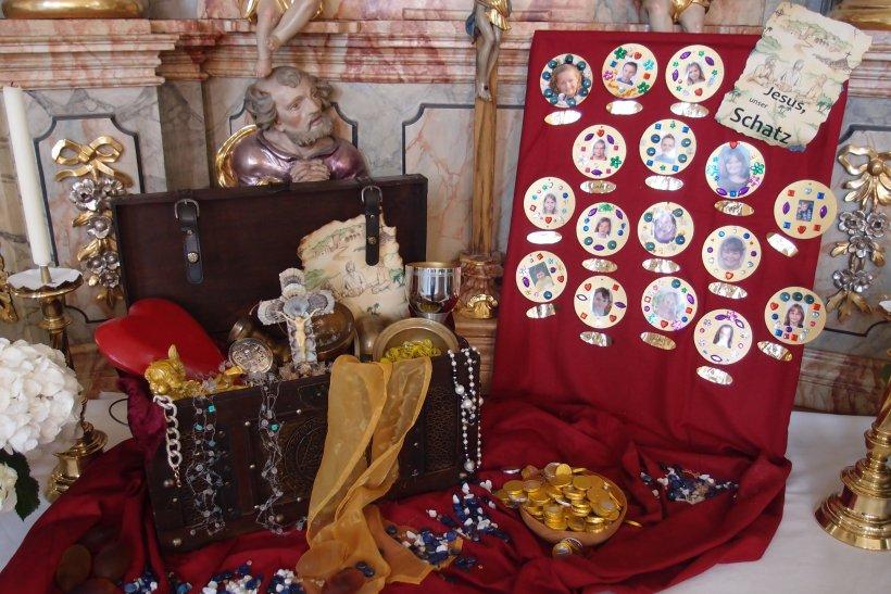 Erstkommunion Themenvorschläge